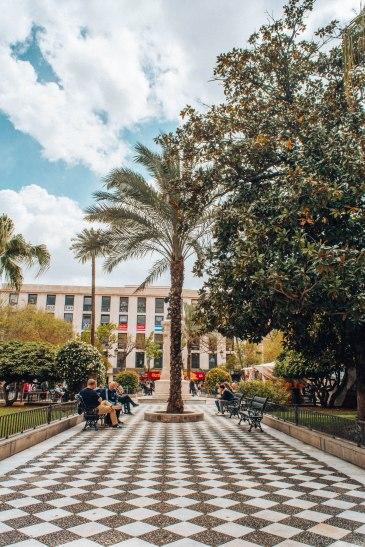 Plaza del Duque de la Victoria